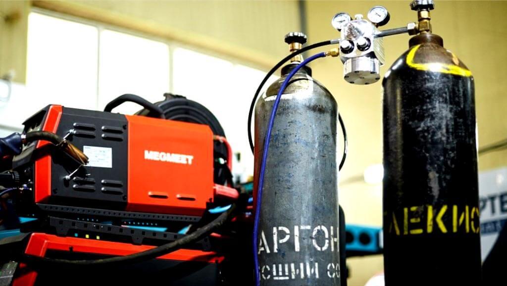 Газовый смеситель