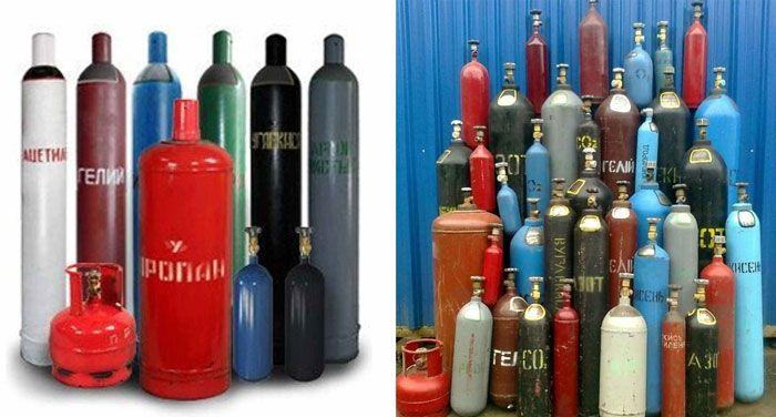 Газ для tig сварки аргон, гелий и смеси